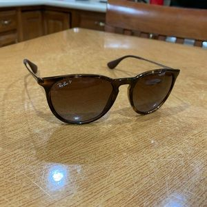 Women's Ray Ban Erika Sunglasses Great Shape